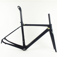 50/52/55/58cm Size ORGE China Factory Aero Carbon Bike Road Frame,Bicycle Frame Carbon Road