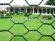 Hexagonal Wire Mesh Chain Link Fence
