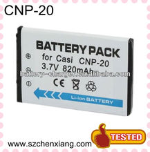 CommonByte HIGH CAPACITY CNP20 NP20 NP-20 BATTERY FOR CASIO Exilim EX-M1 EX-M2 CAMERA