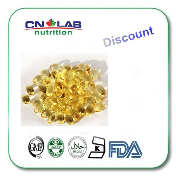 GMP Plant calcium and vitamin d3 softgel