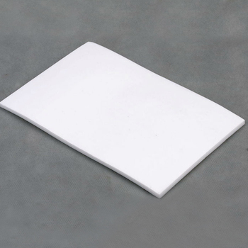 High quality teflon 1mm white laminate sheet