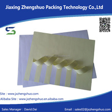 good price self-adhesive mirror sticker paper for packaging and printing usage