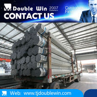 EMT Conduit Electric Cable Conduit Steel Round Pipe Cable Conduit