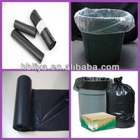 cheap disposable plastic garbage bags