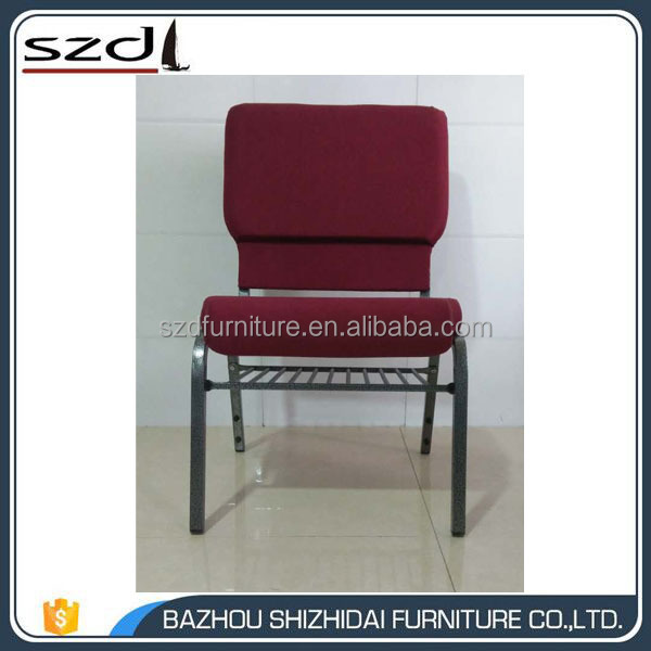 Used Stackable Chairs for Church and Muslim Prayer Chair SDB-304
