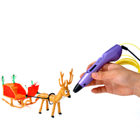 Directly All Colors Digital Pen Printing Machine 3D Painting Pen