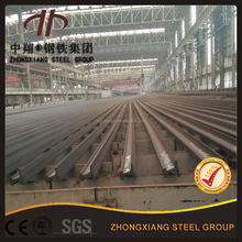 Q235 Light Rail Steel Rail 8Kg 12Kg 15Kg 18kg 22kg 24kg Light Rail high quality for trailer