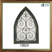 Mdf decorative wall grille