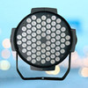 Guangzhou Professional 3W 72pcs Each RGB LED Par Light Seven Color Change Disco Party Lights