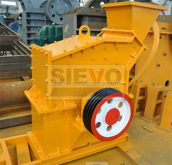 china new cheap small fine impact crusher for sale