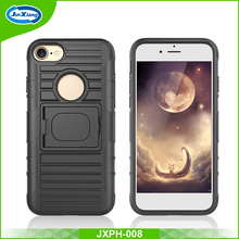 360 Rotating Cell Phone Case for iPhone 7, Shockproof TPU PC Hybrid Case for iPhone 7