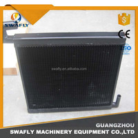 Excavator Parts DH220-5 Water Radiator, DH220-5 Hydraulic Oil Cooler For Excavator