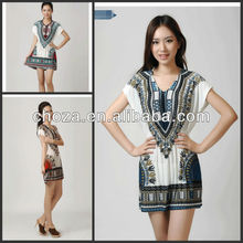 THE HOT SALE LARGE SIZE WOMEN'S SUMMER DRESS