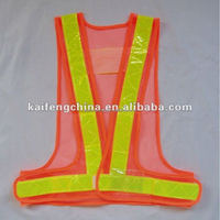 Cheap Yellow Mesh Reflective Safety Vest