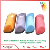 Angled Grinding Pumice Sponge Foot Callus Remover new products