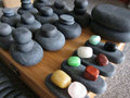 Patented Design basalt stone.Health Care Products.Massage Stone
