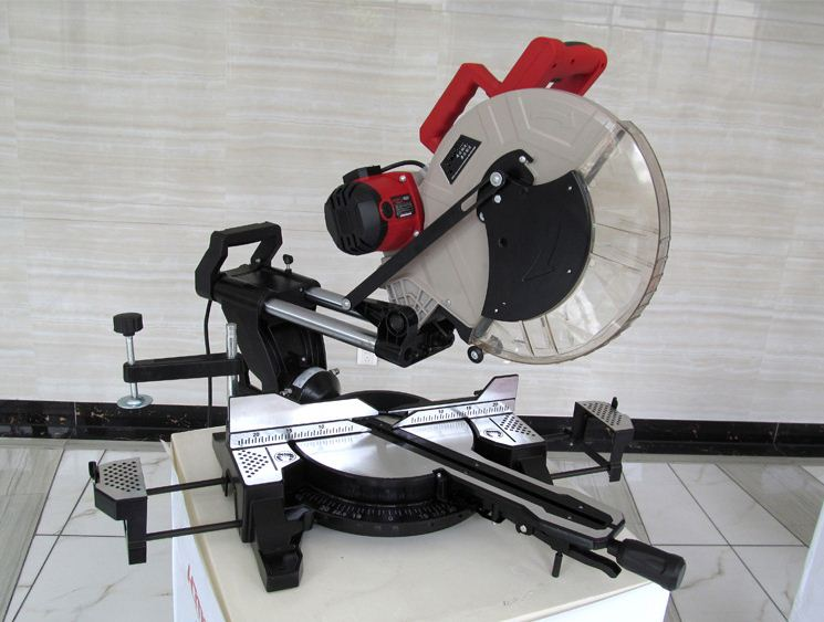 electric industrial miter saw small electric wood cutter good miter saw stand Super Hot sale