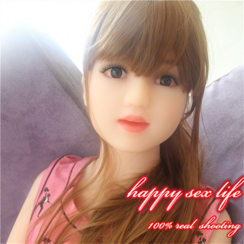 Naked Girl silicone love doll big breast & hip silicone butt plug
