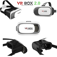 (NEWEST Version)Google 3D VR BOX Virtual Reality Glasses Headset of Mobiles Smartphones or notes, for 3D Video,Movies & Games