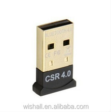 V 4.0 CSR8510 chipset Bluetooth dongle with CD driver,4.0 version super speed