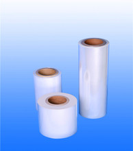 Good Price transparent three layers high shrinkage ratio polyolefin shrink film roll wrap