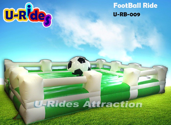 Commercial Grade Electronic Football Riding Game Machine For Bar