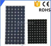 High efficiency A grade mono solar panel 300w solar panel manufacture in china with TUV ROHS CEC