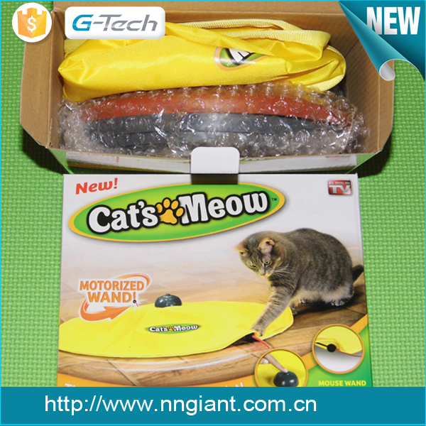 Hot Sale Cat Toy Cat's Meow Round Toy for Cat