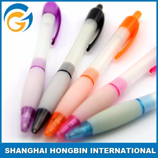 2016 Top Sale Wholesale China Plastic Ballpens for School