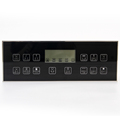 Hotel Guest Room Special Merged Conjunction Light and AC controls Touch Desk Stand Panel Switch