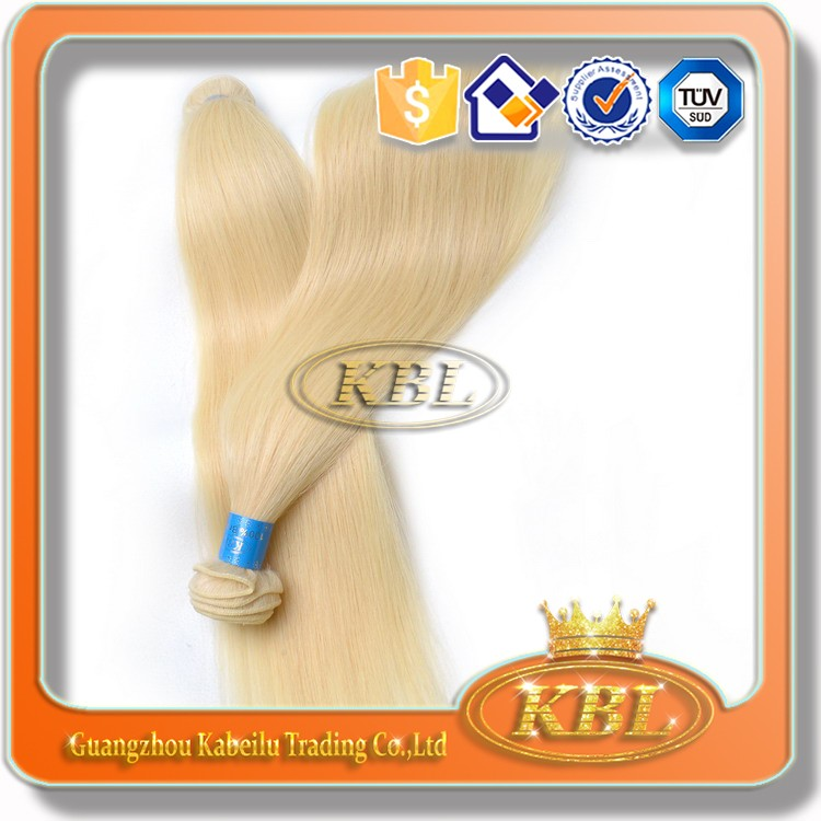 KBL 30 inch blonde hair extensions no shedding good price