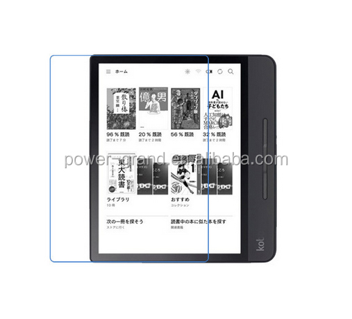 Wholesale Flexible PET Screen protector film for Kobo Forma 8""