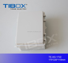 TIBOX hot sale PVC ABS PC waterproof hdmi switch box 1 in 2 out
