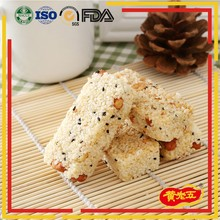 Hot 90g natural sweet rice biscuit