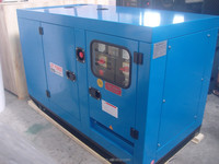 Chinese engine Super Silent Diesel Generator set 10kv 10kw 10kva