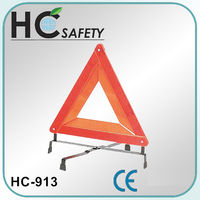 HC913 Made inTaiwan CE triangle car warning light best selling car accessory accessories china