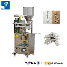 YB-150K Automatic Vertical particle packing machine for small bag salt sugar