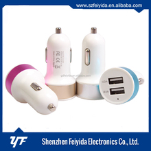 2017 Hot Sell!! new 2016 micro car charger with 1usb ports 5v 2a usb car charger electrical wire flat cable