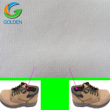 Stitching nonwovens polyester non woven filter materials 92% polyester fabrics used on shoes