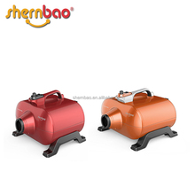 Shernbao DHD-2400F Typhoon professional pet salon and pet hospital use dog hair dryer pet blower grooming dryer