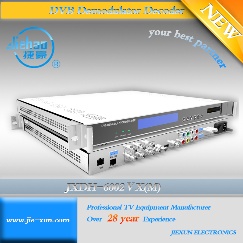 Professional internet tv decoder satellite decoder irdeto