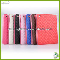 Lingge leather case for Ipad 2/3/4