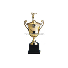 Custom Metal Golf Trophy Figures Metal