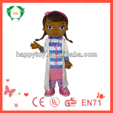 HI EN71 funny adult doc mcstuffins mascot costume for sale