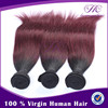 Ladies New Design Fashion Top Wholesale Indian Human Straight Hair Weave Supplies