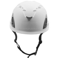 Adults men safety helmet for cable connection
