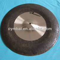 Hot selling & 100% handmade 8'' China Cymbals