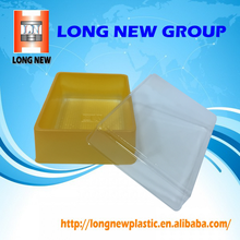 Long New OEM Custom Plastic Cookie Packing Tray