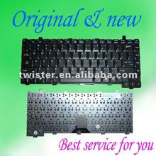 Laptop keyboard for Asus M2000---RU/US LAYOUT