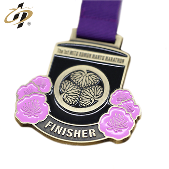 Competition 3d award metal custom running sports medal